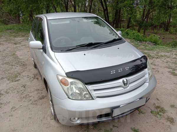 Toyota ist, 2002 год, 298 000 руб.
