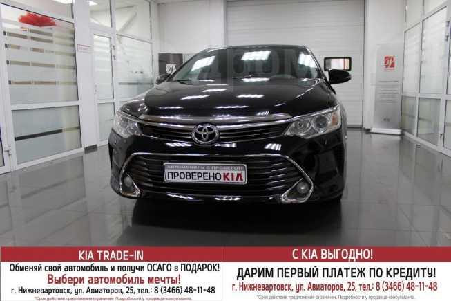 Toyota Camry, 2015 год, 1 455 000 руб.