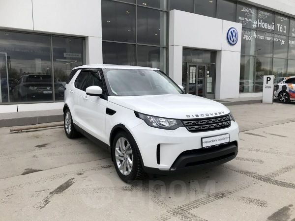 Land Rover Discovery, 2017 год, 2 835 000 руб.