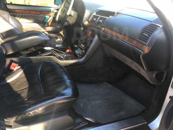Mercedes-Benz S-Class, 1992 год, 347 000 руб.
