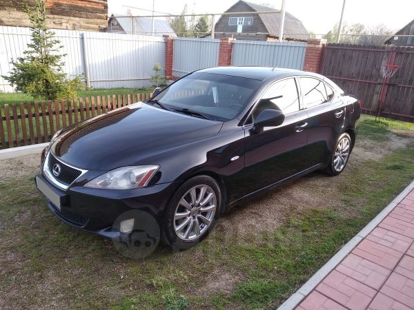 Lexus IS250, 2007 год, 817 000 руб.