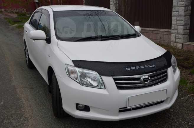 Toyota Corolla Axio, 2010 год, 499 000 руб.