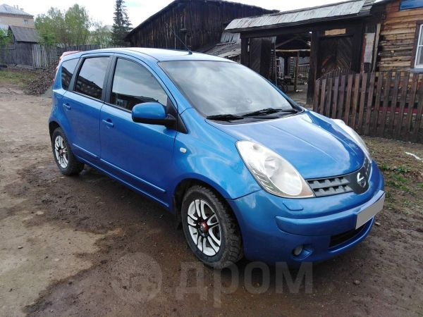 Nissan Note, 2006 год, 260 000 руб.