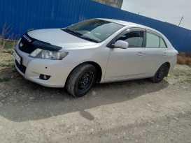 Кызыл Toyota Allion 2008