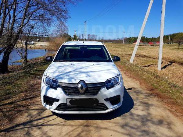 Renault Logan, 2018 год, 599 900 руб.