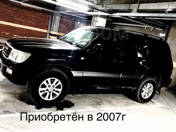 Toyota Land Cruiser, 2006 год, 1 370 000 руб.
