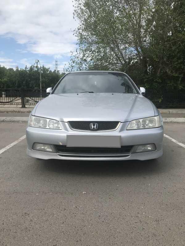 Honda Accord, 2001 год, 325 000 руб.