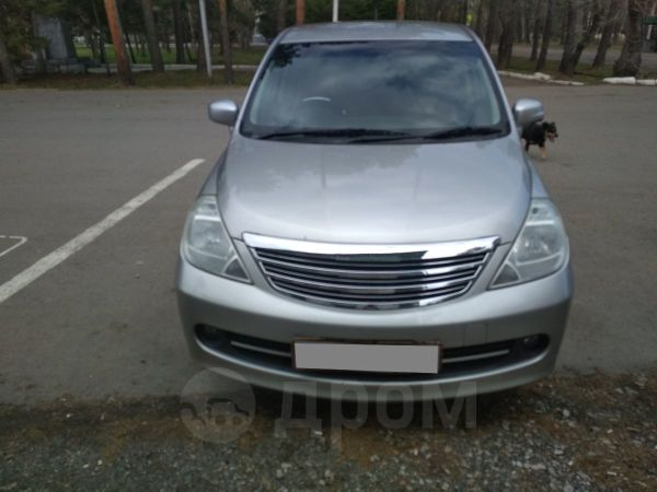 Nissan Tiida, 2005 год, 340 000 руб.