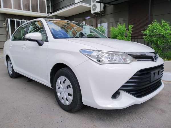 Toyota Corolla Axio, 2017 год, 668 000 руб.