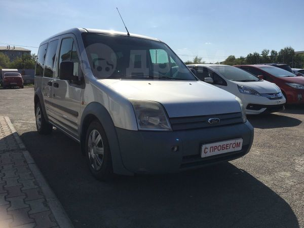Ford Tourneo Connect, 2008 год, 297 000 руб.