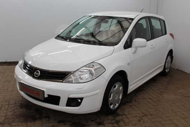 Nissan Tiida, 2012 год, 449 888 руб.