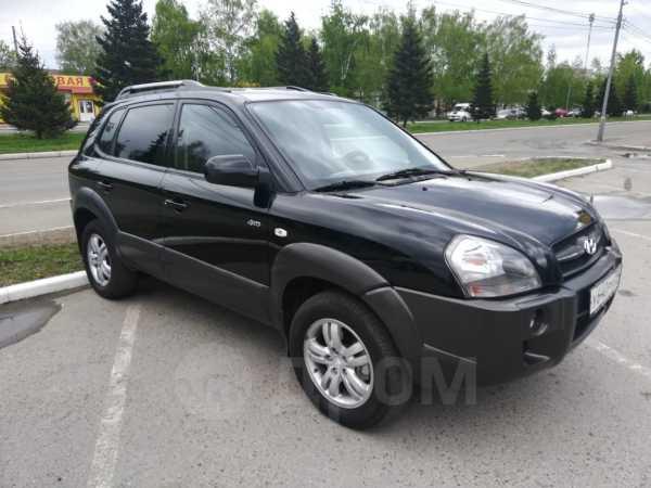 Hyundai Tucson, 2007 год, 585 000 руб.