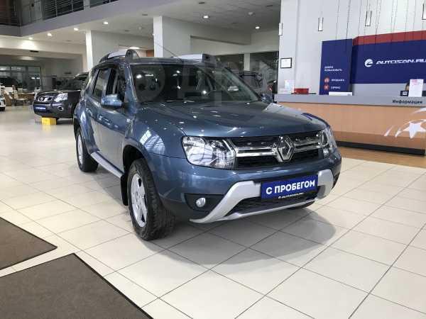 Renault Duster, 2017 год, 859 000 руб.