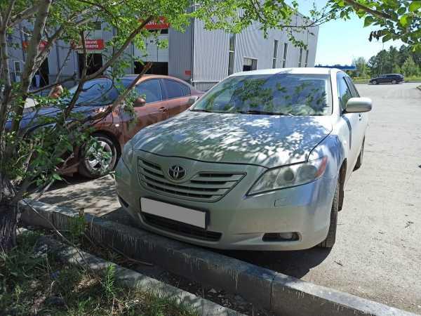 Toyota Camry, 2007 год, 500 000 руб.