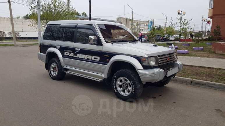 Mitsubishi Pajero, 1996 год, 535 000 руб.