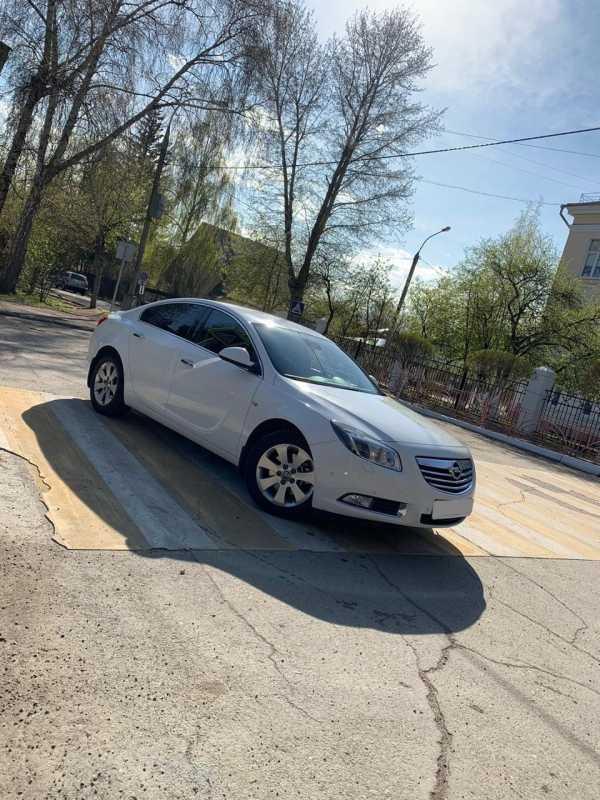 Opel Insignia, 2010 год, 490 000 руб.
