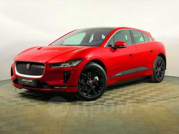 Jaguar I-Pace, 2020 год, 8 003 000 руб.