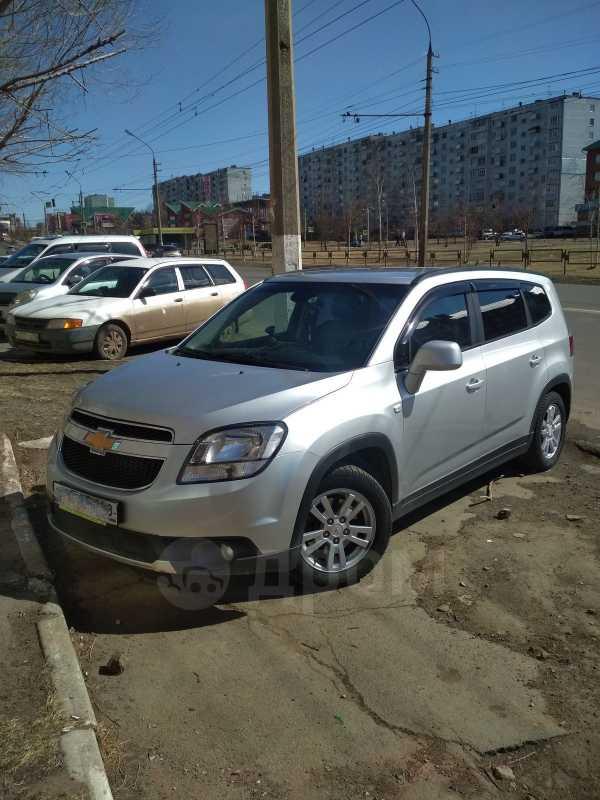 Chevrolet Orlando, 2012 год, 610 000 руб.