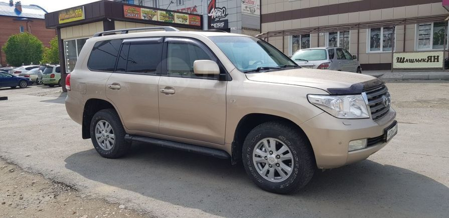 Toyota Land Cruiser, 2007 год, 1 750 000 руб.