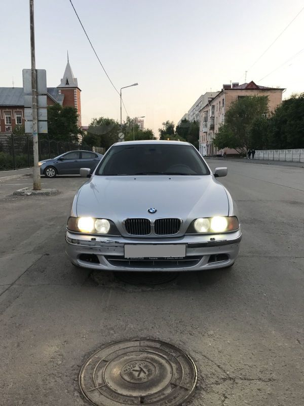 BMW 5-Series, 1997 год, 215 000 руб.