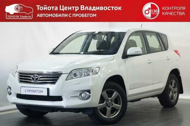 Toyota RAV4, 2012 год, 835 000 руб.