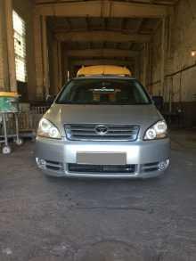 Красноярск Avensis Verso 2002