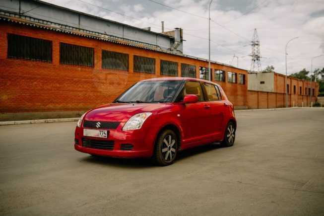 Suzuki Swift, 2007 год, 225 000 руб.