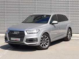 Тюмень Audi Q7 2017
