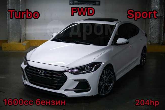 Hyundai Avante, 2016 год, 1 470 000 руб.