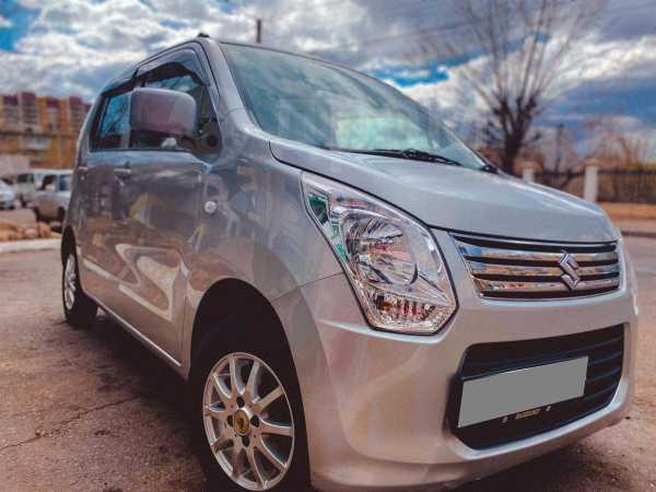 Suzuki Wagon R, 2014 год, 365 000 руб.