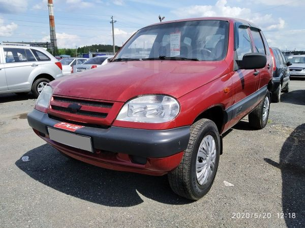 Chevrolet Niva, 2008 год, 239 000 руб.