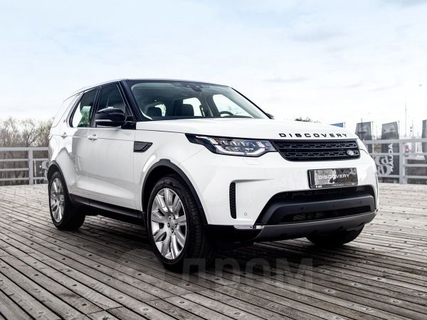 Land Rover Discovery, 2020 год, 5 693 000 руб.
