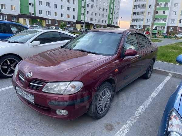 Nissan Almera, 2001 год, 119 999 руб.