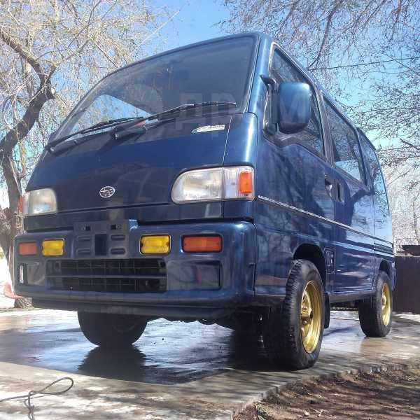 Subaru Sambar, 1990 год, 130 000 руб.