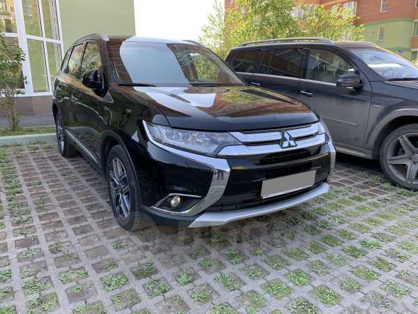 Mitsubishi Outlander, 2016 год, 1 330 000 руб.