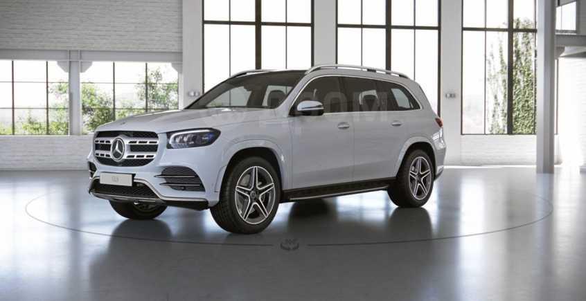 Mercedes-Benz GLS-Class, 2019 год, 7 515 600 руб.