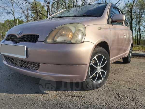 Toyota Vitz, 2001 год, 228 000 руб.