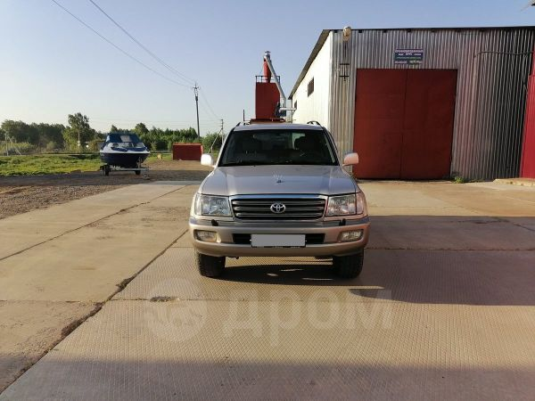 Toyota Land Cruiser, 2005 год, 1 430 000 руб.