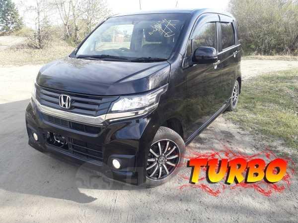 Honda N-WGN, 2015 год, 538 000 руб.
