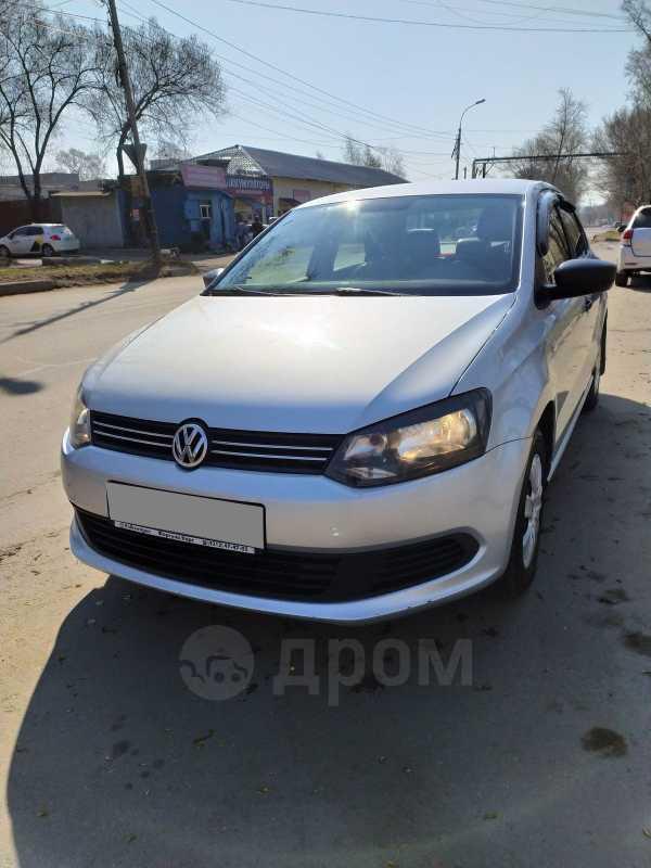 Volkswagen Polo, 2013 год, 465 000 руб.
