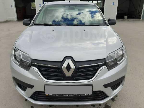 Renault Logan, 2018 год, 686 000 руб.