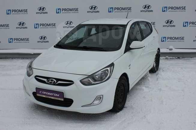 Hyundai Solaris, 2013 год, 405 000 руб.