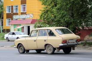 Томск 2125 Комби 1989