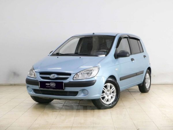 Hyundai Getz, 2007 год, 249 000 руб.