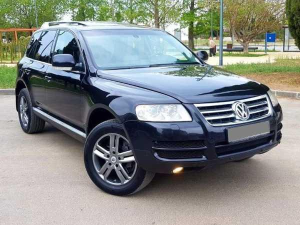 Volkswagen Touareg, 2003 год, 525 000 руб.