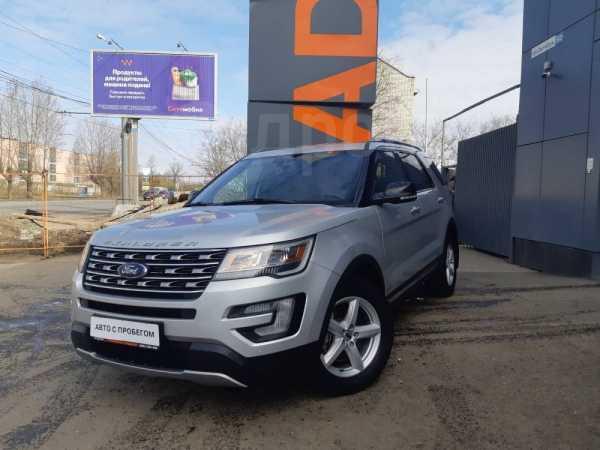 Ford Explorer, 2018 год, 2 190 000 руб.