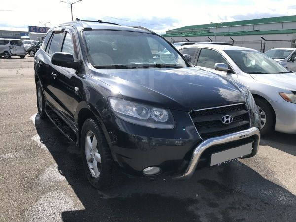 Hyundai Santa Fe, 2007 год, 735 000 руб.