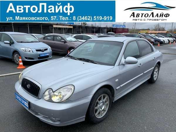 Hyundai Sonata, 2004 год, 289 000 руб.