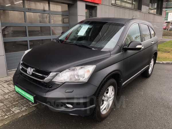 Honda CR-V, 2012 год, 840 000 руб.