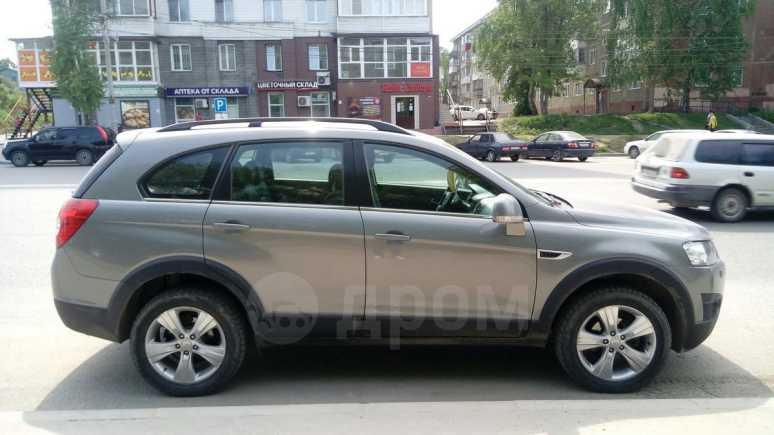 Chevrolet Captiva, 2012 год, 855 000 руб.